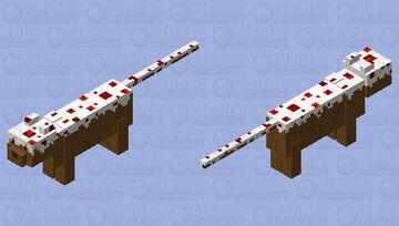 🍰 cakeat 🐈 (aka cake cat) Minecraft Mob Skin