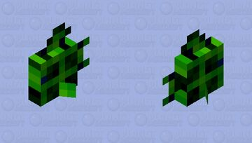 Speckled Fish - Mob Skintober 2020 - Day 22 Minecraft Mob Skin