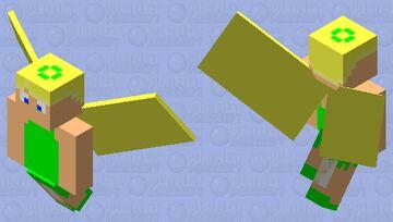 tinkerbell Minecraft Mob Skin