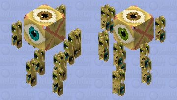 Can't Look Into Their Eyes [Read The Description Below] -- Fear Series Minecraft Mob Skin