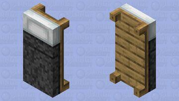 BEDrock (Java) Minecraft Mob Skin