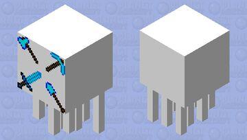 tool ghast updated Minecraft Mob Skin
