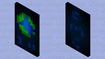 PMC 10 Years Anniversary Cape! - popreel :) Minecraft Mob Skin
