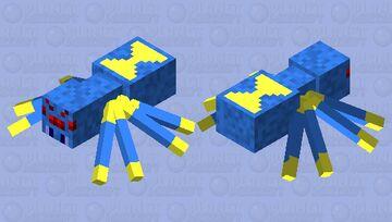Crawler (Spider) Minecraft Mob Skin