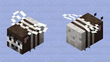 Buzzy Cow Minecraft Mob Skin