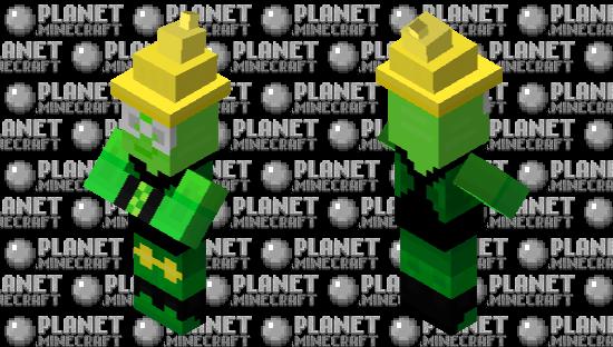 Peridot 5xg Minecraft Skin