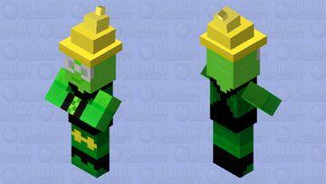 Peridot 5xg Minecraft Mob Skin
