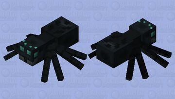 spider cave hd Minecraft Mob Skin