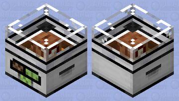 Shulker Slow-Cooker Minecraft Mob Skin