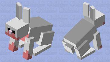 Monty Python Rabbit Minecraft Mob Skin