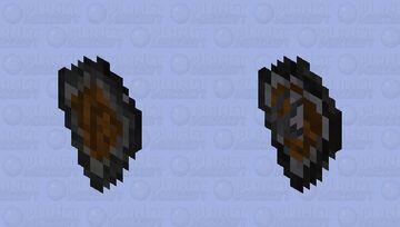 Gladiator Shield Minecraft Mob Skin