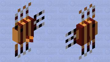 Lionfish Minecraft Mob Skin