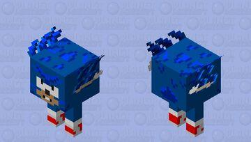 GOTTA GO FAST! Minecraft Mob Skin