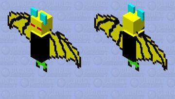 jockey bat Minecraft Mob Skin