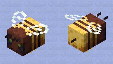 Bee 2 Minecraft Mob Skin