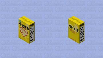 Cheerios Minecraft Mob Skin