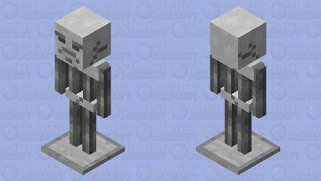 Fallen Kingdom Armour Stand Minecraft Mob Skin