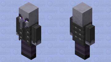 Ender Vindicator Minecraft Mob Skin