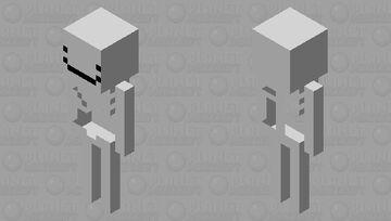 Skelly Minecraft Mob Skin