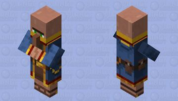 Other Wendering Trader Minecraft Mob Skin