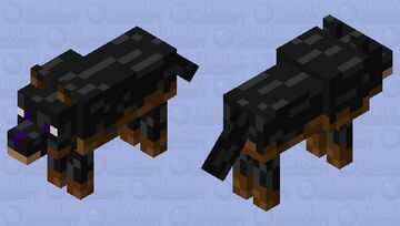 Stingray166's Beagle: Dash Minecraft Mob Skin