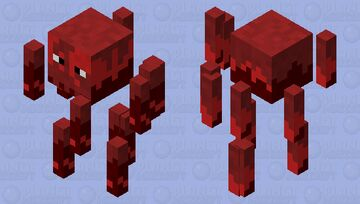 The Infino Minecraft Mob Skin