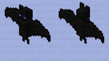 Ender bat- (first bat skin on pmc!) updated! Minecraft Mob Skin