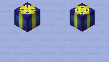 A Special Gift Minecraft Mob Skin