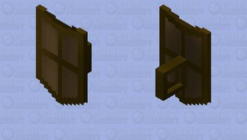 Bronze Kiteshield | OSRS Minecraft Mob Skin