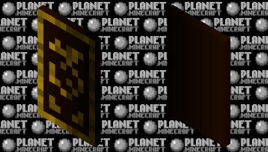 Gold Dragon Cape Minecraft Skin