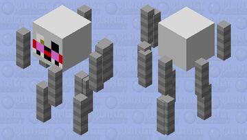 Mangle Fnaf Blaze Skin Minecraft Mob Skin