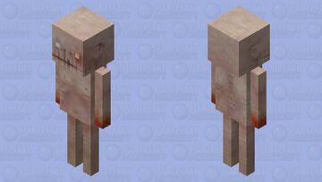 Skinbag Minecraft Mob Skin