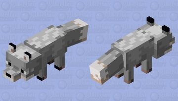 Since yall said it was copied, i changed it Minecraft Mob Skin