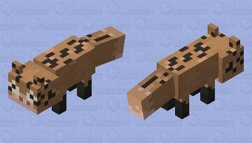 Star Wars: Loth-cat (Bedrock) Minecraft Mob Skin