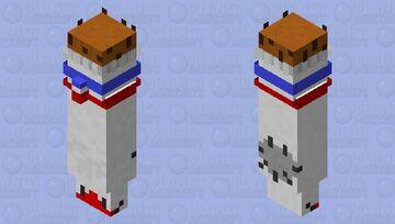 Sock - That's it.  It's a sock. Minecraft Mob Skin