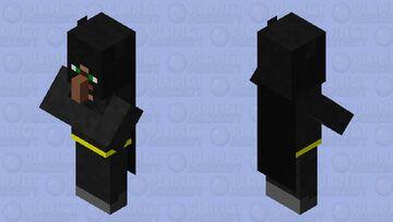 bat-villager Minecraft Mob Skin