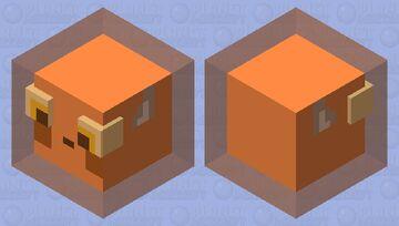 Red Panda (thing) Slime Minecraft Mob Skin