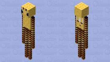 Beeman Minecraft Mob Skin