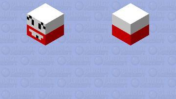 Electrode Minecraft Mob Skin