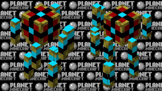 blaze golem sentrie Minecraft Skin