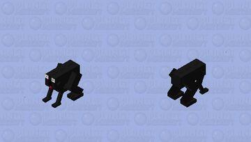 Scary Dragon Minecraft Mob Skin