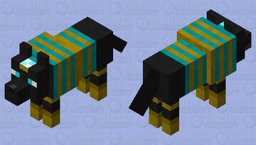 Anubis Contest Minecraft Mob Skin