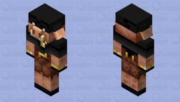 The Dark One Minecraft Mob Skin
