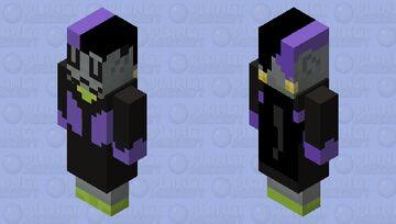 UwU Jevil. Minecraft Mob Skin