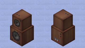 Bookshelf Speaker  [Household Item Event] Minecraft Mob Skin