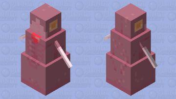 shamshel Minecraft Mob Skin