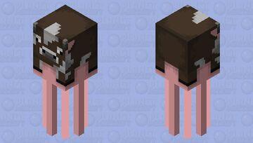 Sea Cow Minecraft Mob Skin