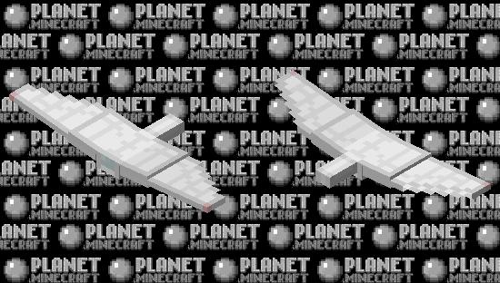_-=: It's A Bird, It's A Plane... Wait A Plane In Minecraft?!? :=-_ Minecraft Skin