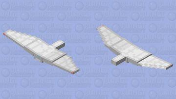 _-=: It's A Bird, It's A Plane... Wait A Plane In Minecraft?!? :=-_ Minecraft Mob Skin