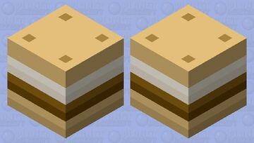 S'more Minecraft Mob Skin